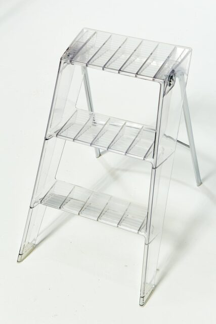 Alternate view 4 of Transparent Step Ladder