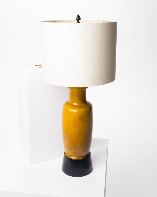 Front view of Boden Lamp