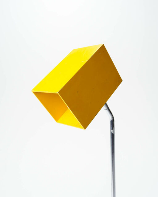 Alternate view 2 of Yellow Cube Floor Light