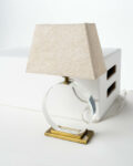 Front view thumbnail of Transparent Accent Lamp