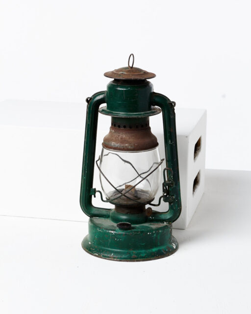 Front view of Lewis Lantern