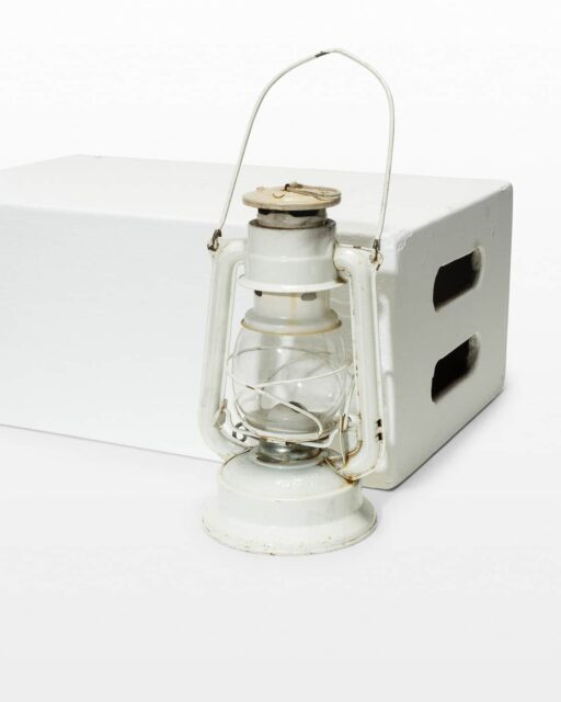 Front view of Cloud Lantern