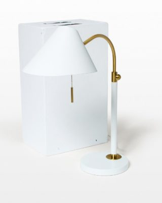 Front view of Marion Desk Task Lamp