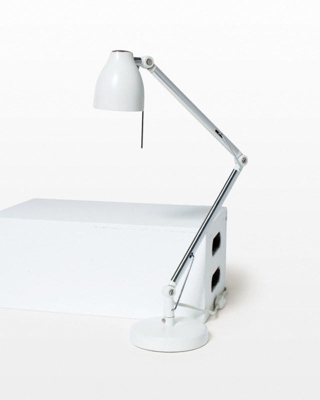 Front view of Crain Task Lamp