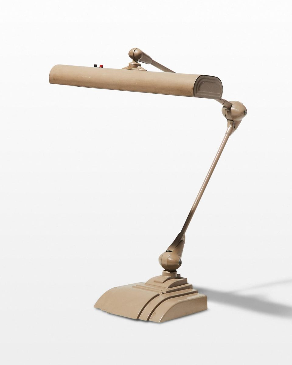 Front view of Luxe Large Task Lamp