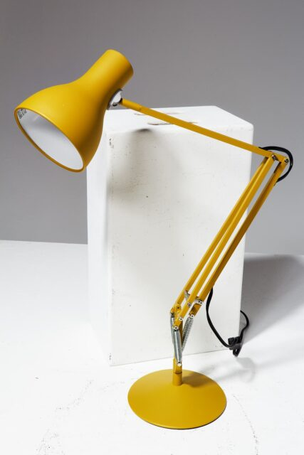 Alternate view 1 of Lancaster Yellow Task Lamp