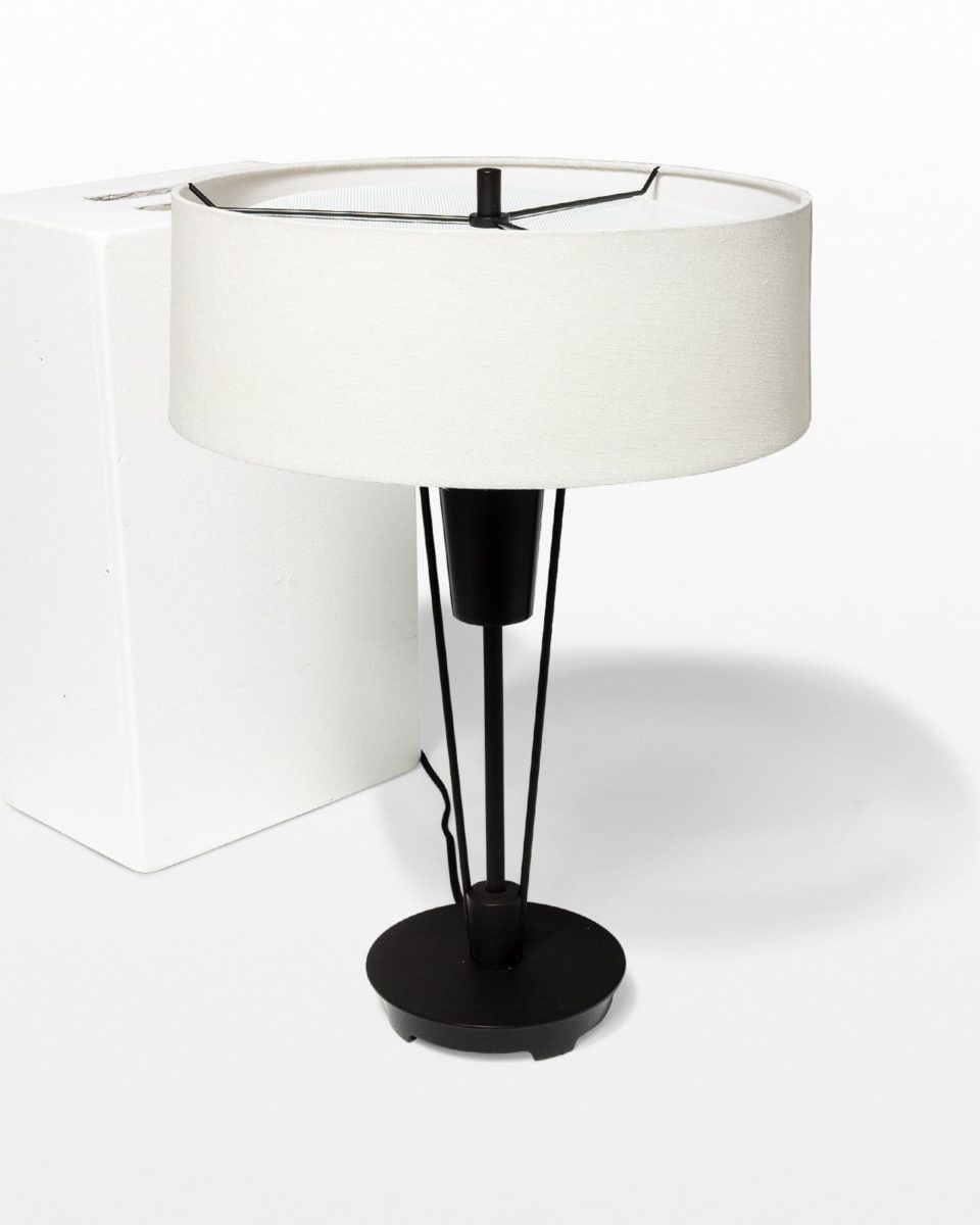 Front view of Mason Table Lamp