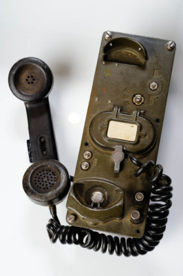 Alternate view 3 of Military Field Phone