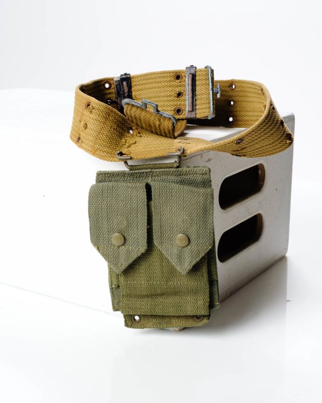 Front view of Utility Pouch