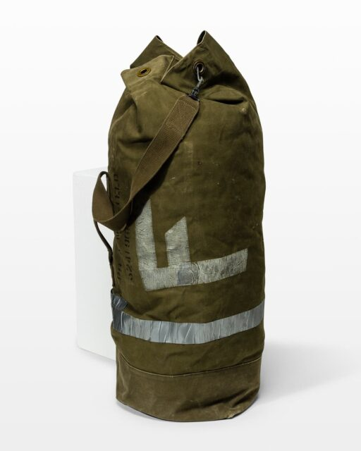 Front view of Utility Canvas Bag