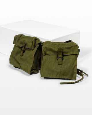 Front view of Beals Utility Pouch