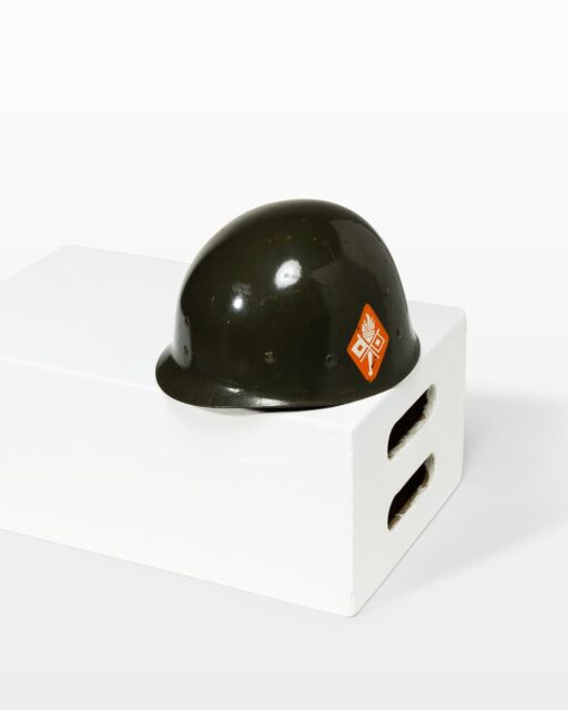 Front view of Utility Helmet