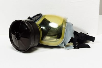 Alternate view 1 of Utility Gas Mask