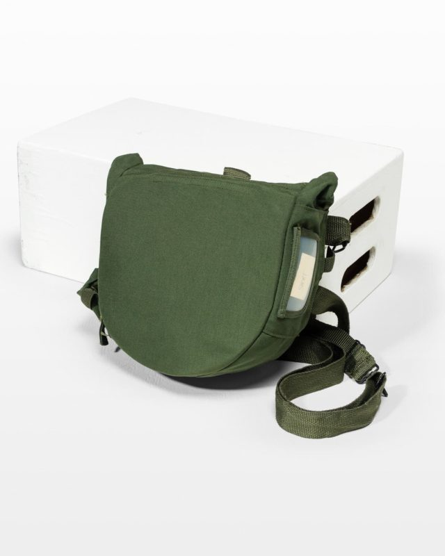 Front view of Utility Satchel