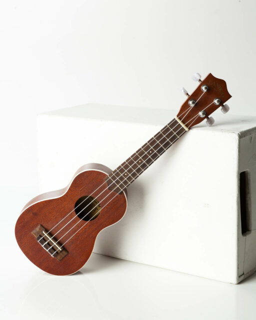 Front view of Rachel Ukulele