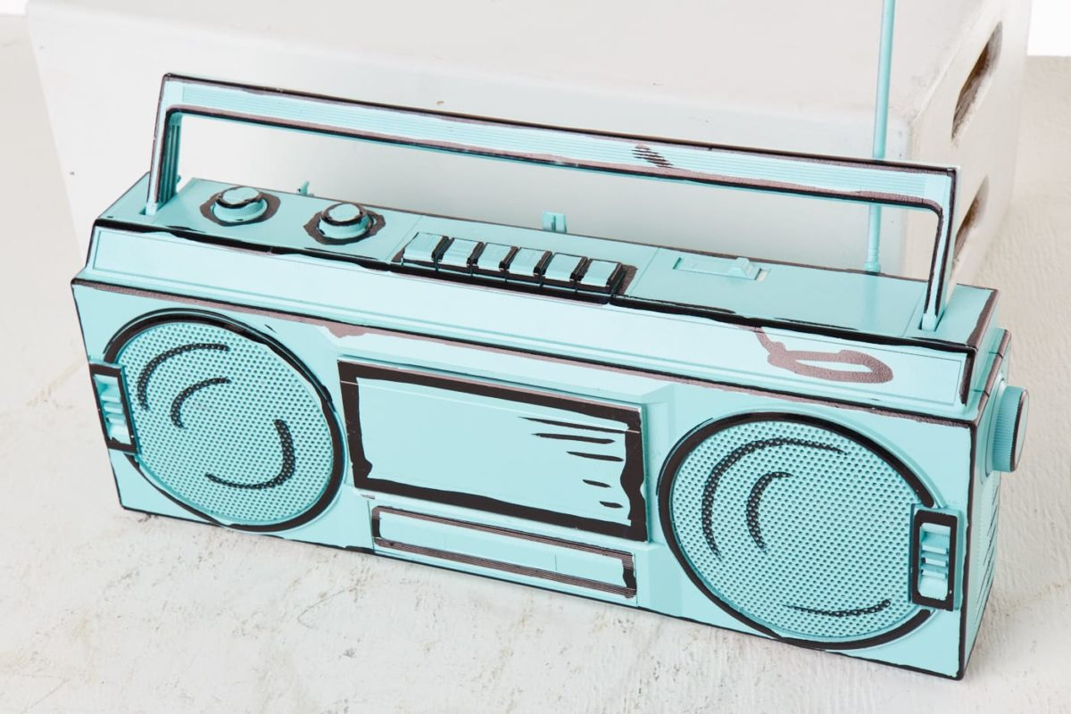 Alternate view 2 of Sketch Boombox
