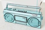 Alternate view thumbnail 2 of Sketch Boombox