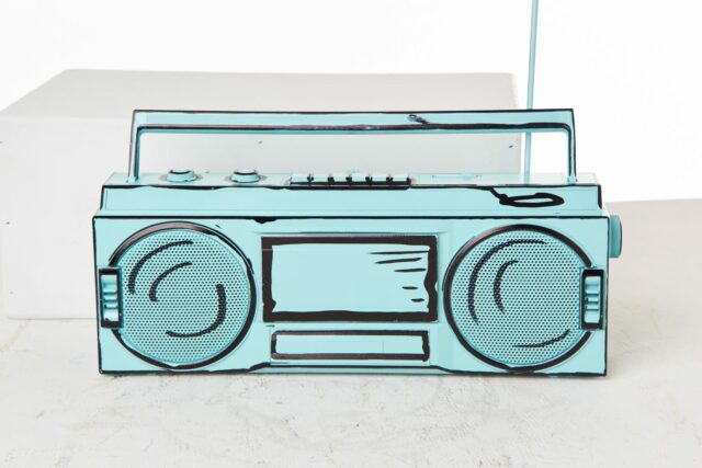 Alternate view 1 of Sketch Boombox