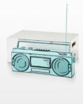 Front view thumbnail of Sketch Boombox