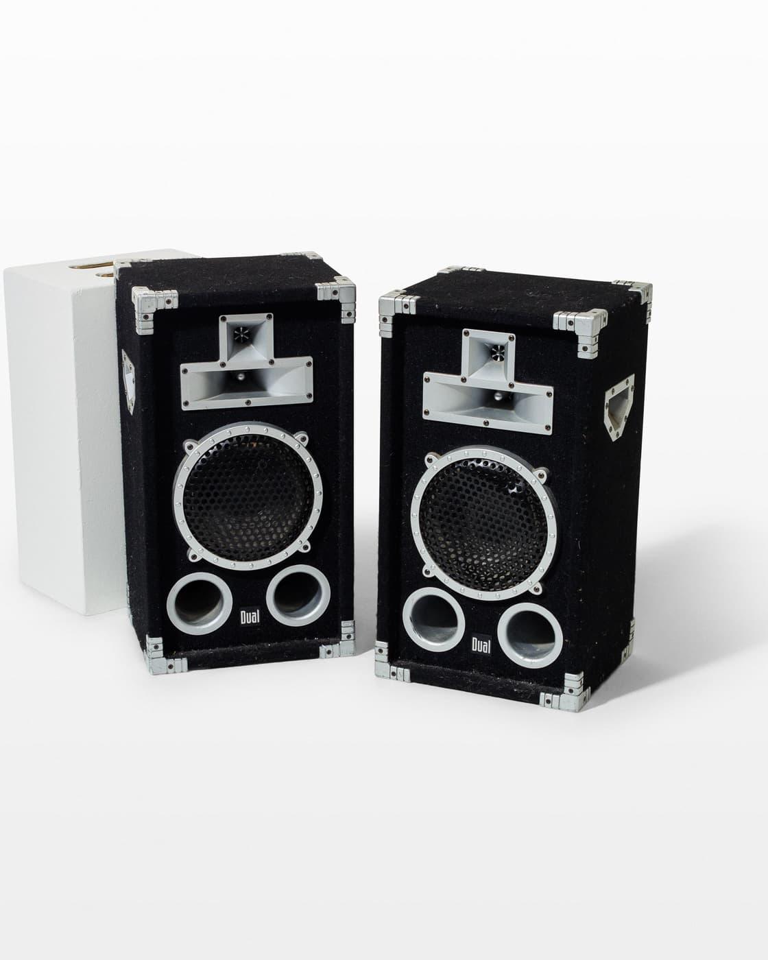 MU098 Moe Speakers Prop Rental | ACME Brooklyn