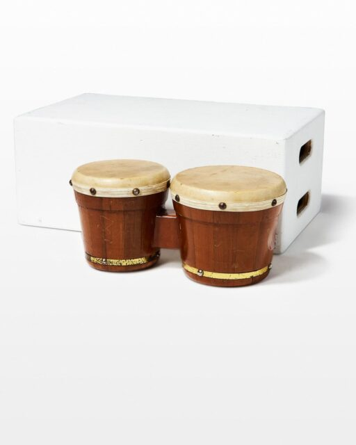 Front view of Jose Bongos