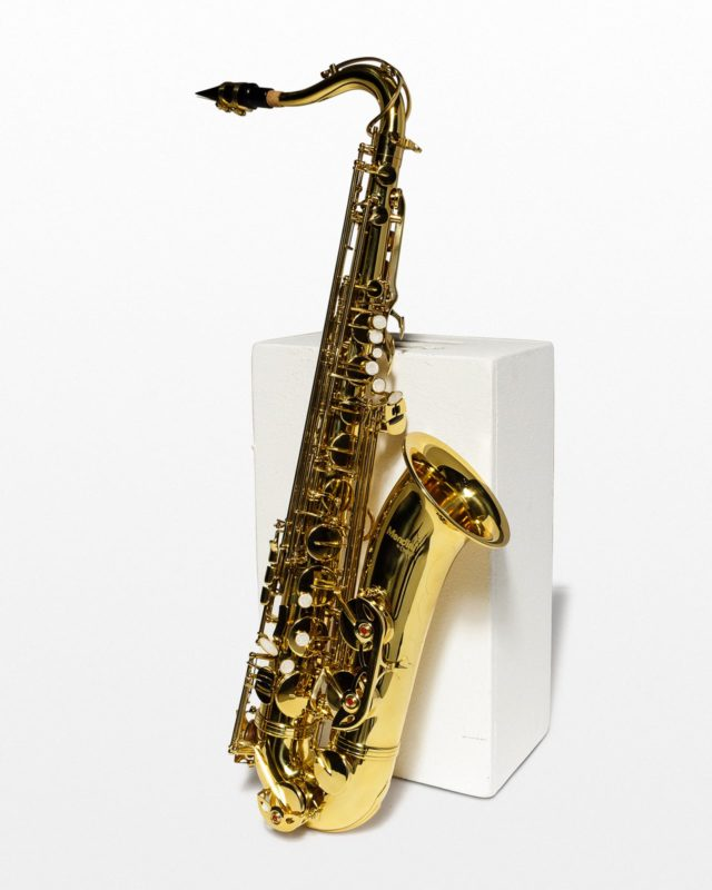 Front view of Smith Saxophone