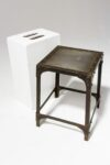 Alternate view thumbnail 2 of Albert Steel Stool Pedestal Trio Set
