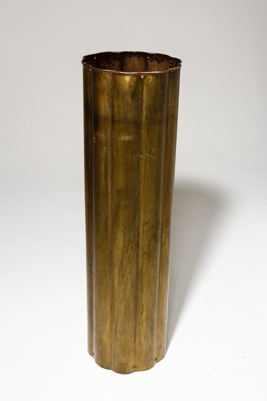 Pl021 Scott Tall Urn Pedestal Prop Rental Acme Brooklyn