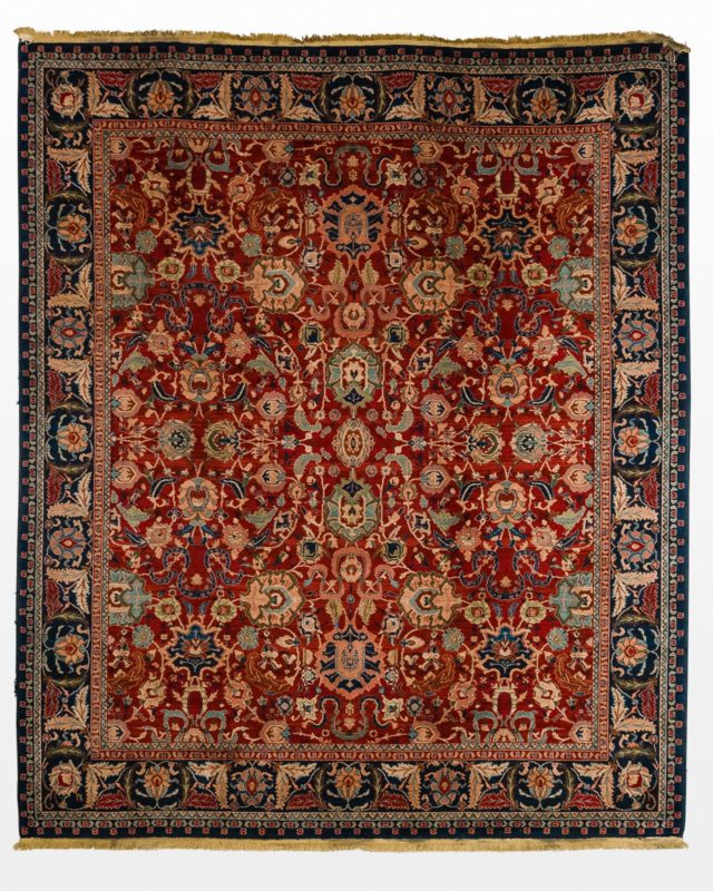 Front view of Arshia 8.75' x 10.5'Rug