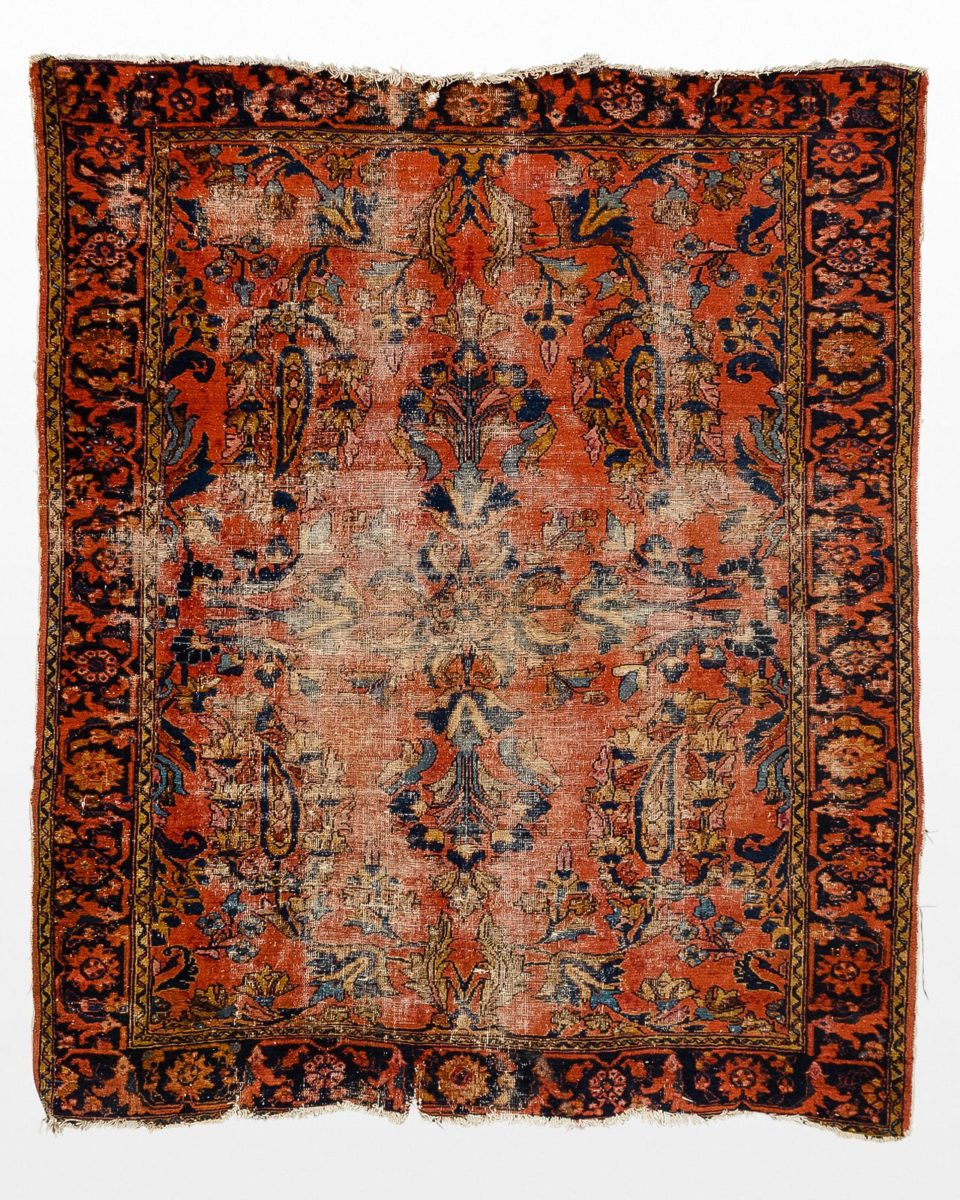 Front view of Wallace 5' x 6' Rug