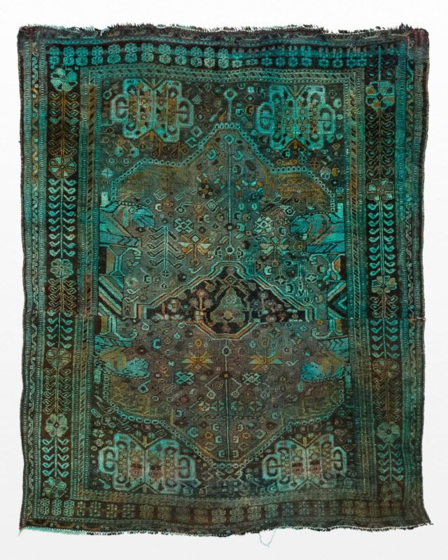 Front view of Bagra 4.75' x 6' Rug