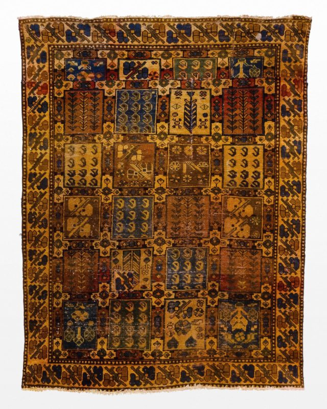 Front view of Atca 5' x 6' Rug