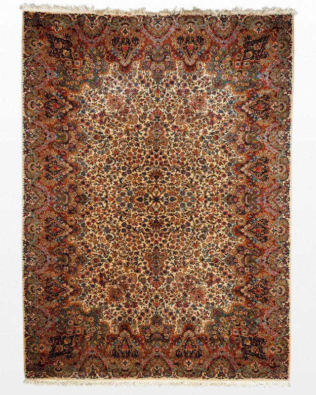 Front view of Taza 8.6' x 12' Rug