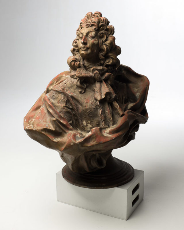 Front view of Classical Male Bust