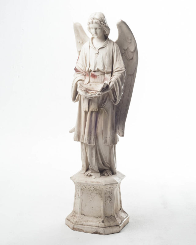 Front view of Angel Statue