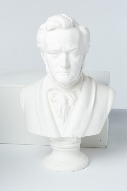 Alternate view 1 of Martin Bust