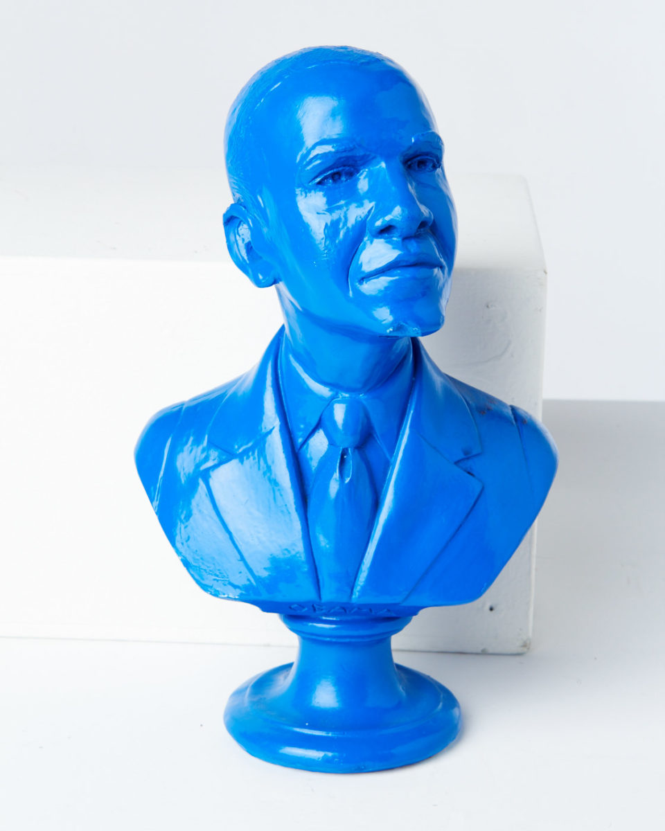 Alternate view 1 of Obama Bust