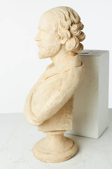 Alternate view 1 of Shakespeare Bust
