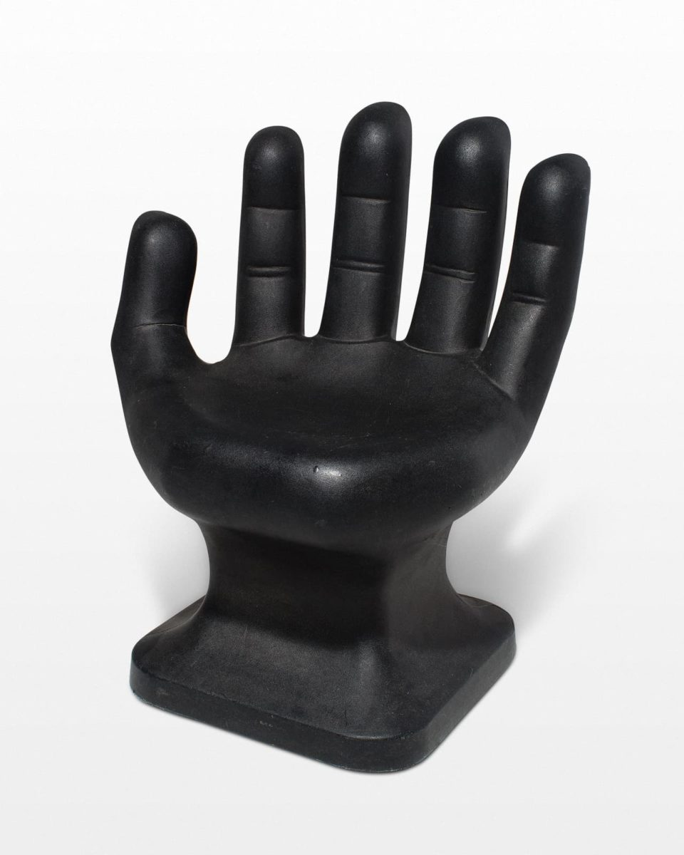 Front view of Midnight Hand
