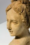 Alternate view thumbnail 1 of Essie Carved Female Bust