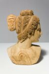 Alternate view thumbnail 3 of Essie Carved Female Bust