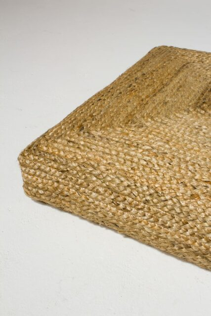 Alternate view 2 of Beverly Braided Jute Floor Cushion
