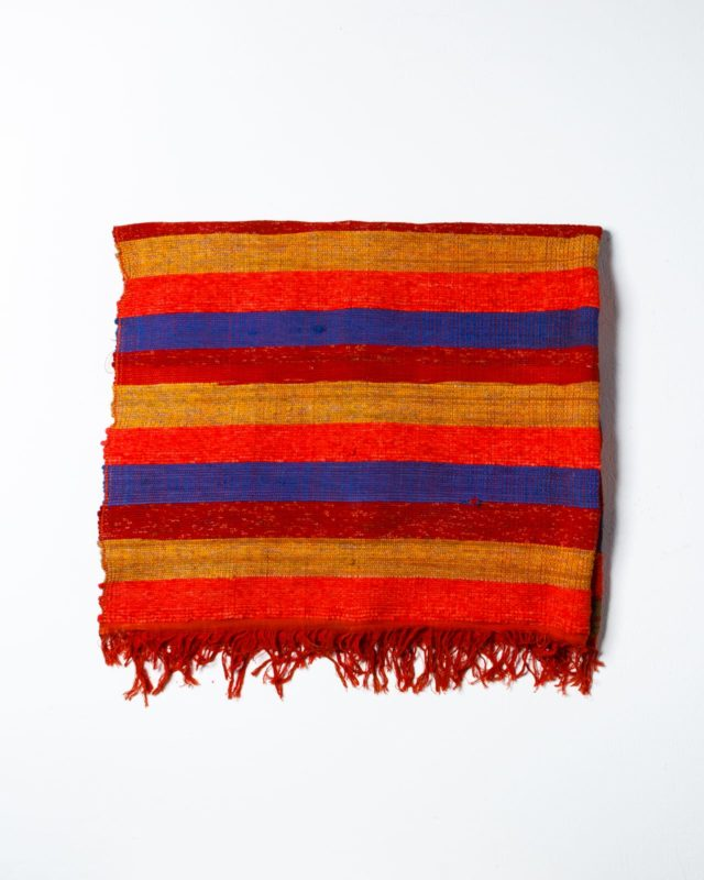 Front view of Terrance Woven Throw