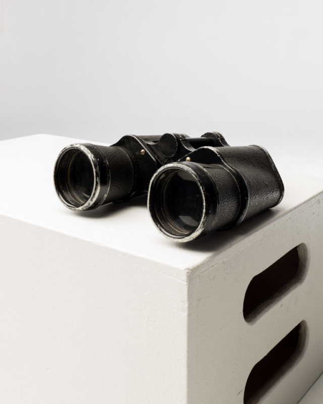 Front view of Victory Binoculars