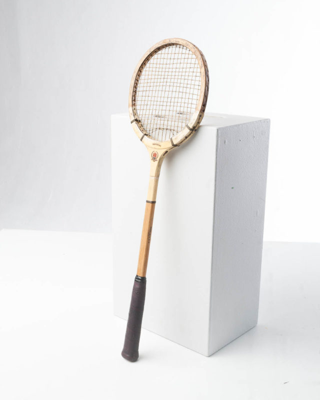 Front view of Nadal Tennis Racket