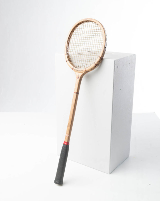 Front view of Williams Tennis Racket