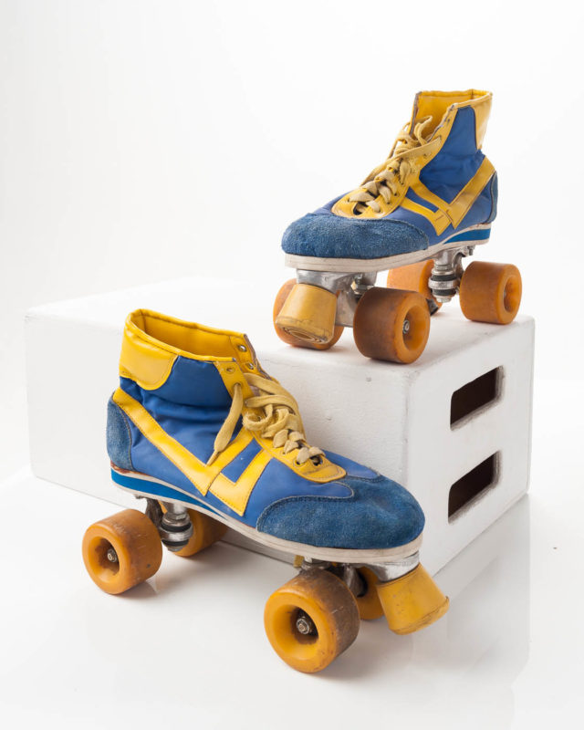 Front view of Disco Skates