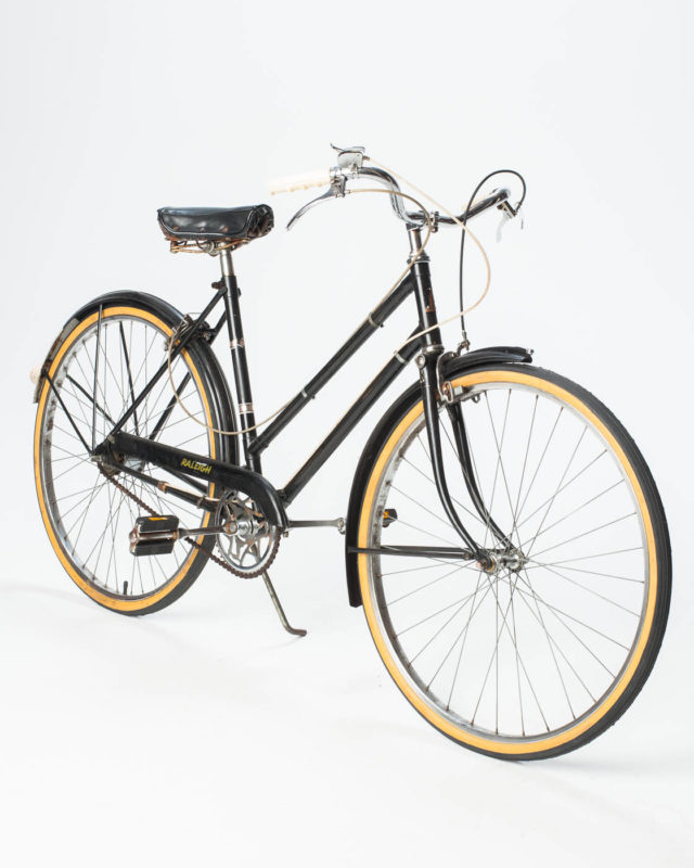 Front view of Abbie Vintage Bicycle
