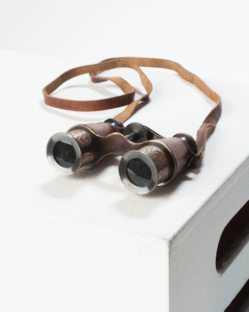 Front view of Dirby Binoculars