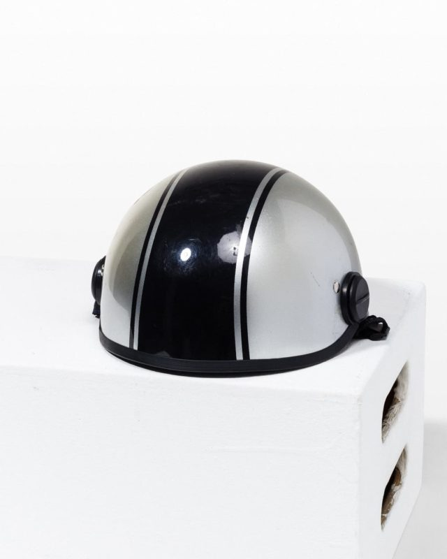 Front view of Speed Helmet